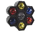 RUNNING LIGHT MODULAR 6 x 60W SICODELICO 360W REGULACION POR MUSICA