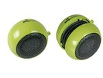ALTAVOZ MOVIL SOUNDBALL 24W RECARGABLE PARA iPOD