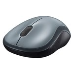 RATON INALAMBRICO WIFI SIN CABLE 24GHz USB GRIS  LOGITECH  M185G