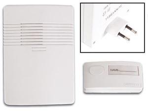 Timbre inalambrico ideal para uso exterior intemperie - Timbre inalambrico exterior ...