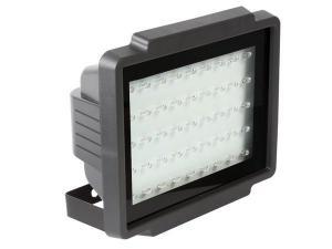 Foco led para colocar en exterior muy bajo consumo 45 leds - Focos de bajo consumo para exterior ...