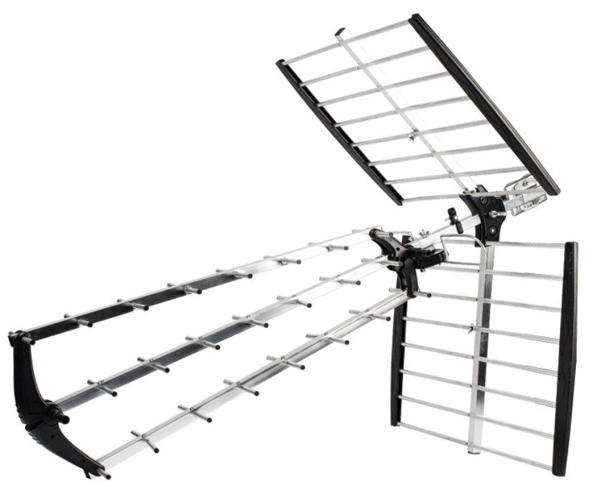 Antena tdt exterior potente con filtro lte incorporado - Antena exterior tv ...