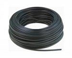 CABLE TELEFONO PLANO COBRE 4 VIAS COLOR BLANCO  1m