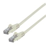 Cable de red FTP CAT5e de 020m blanco