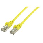 Cable de red FTP CAT 5e de 020m amarillo